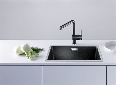 Flush Kitchen Sink Silgranit Single Bowl Flushmount Sink Cooks Plumbing
