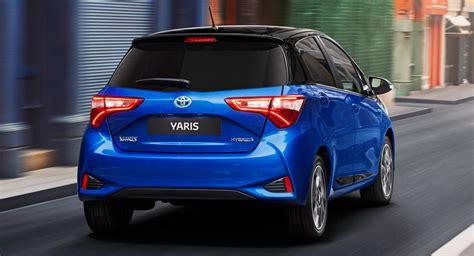 Toyota Yaris 2018 u s bound 2018 toyota yaris to start at 15 635 carscoops