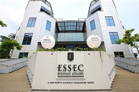 Mba Essec by Global Mba Mba Essec Business School