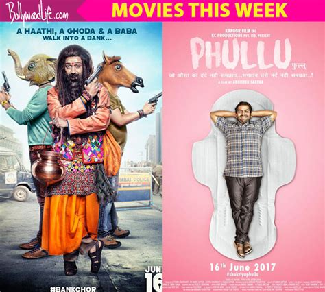 movies releasing this week get out 2017 bank chor and phullu will release this week which one will you watch vote bollywoodlife com