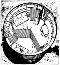 dymaxion house floor plan dymaxion house 1941 shorpy 1 photos