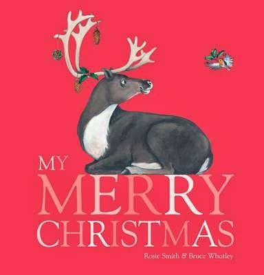 kids book review review my merry christmas