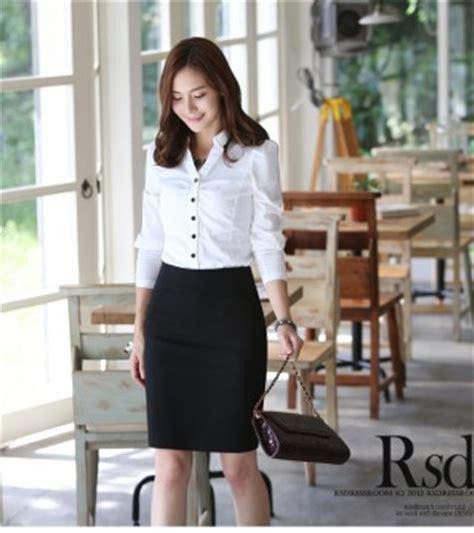 Kemeja Import Korea 18 kemeja kerja kantor wanita import putih model terbaru
