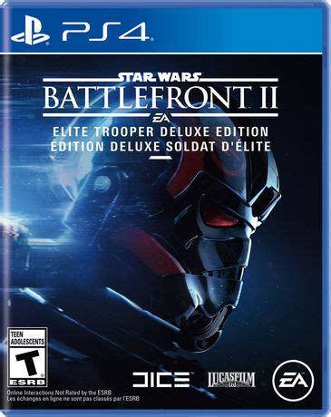 star wars battlefront deluxe edition ps4 with han solo star wars battlefront ii elite trooper deluxe edition