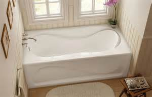 cocoon 6030 ifs alcove bathtub maax