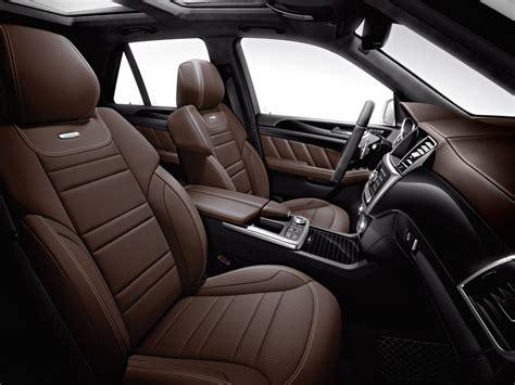 brown leather seats mercedes ml63 amg w166 x06 designo auburn brown w69 designo bla