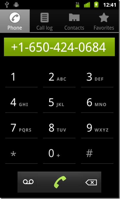 phone dialer for android mobile analytics tracking click to call mobile ad caigns
