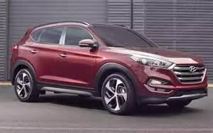 Hyundai Crossover Suv 2018 Hyundai Tucson Changes Engines Price Features