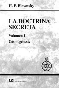 La Doctrina secreta-Vol-I | Libros prohibidos, Libros