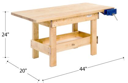 work bench dimensions communityplaythings com h10 24 workbench