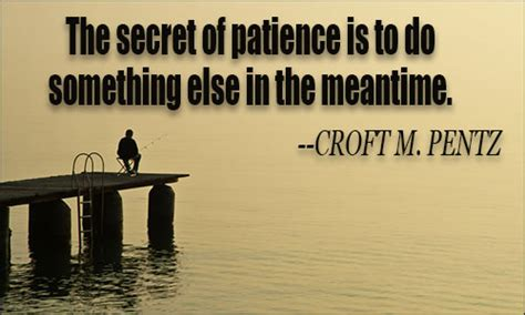 is patient is quote patience quotes