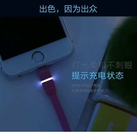 Kabel Charger Data Lightning Led Karakter For Iphone 55c5s Mini Mini Retina Air Ipod esiafone led kabel remax breathe lightning micro usb