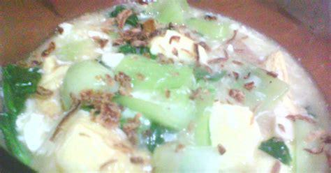 Oven Bulat oven bulat burok baby bak choi goreng dan tofu telur