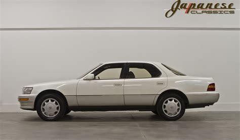 toyota celsior 1990 japanese classics 1990 toyota celsior 1uz v8