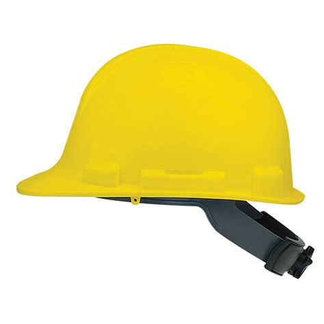 how to make a hard hat more comfortable shop safety works quick adjusting ratchet yellow hard hat