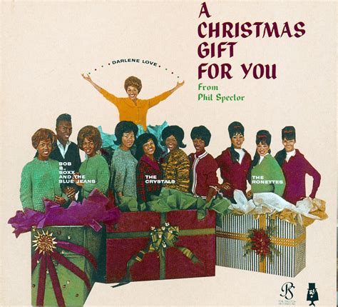 various a christmas gift for you from phil spector at