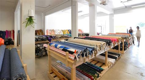 upholstery store nyc guide to la fabric stores blog cotton flax