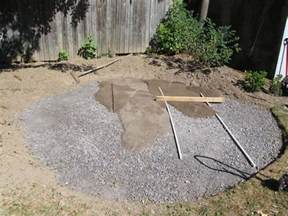 how to install a flagstone patio with irregular stones