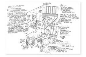Anne Frank House Floor Plan anne frank annex anne frank s house today floor plan of the secret