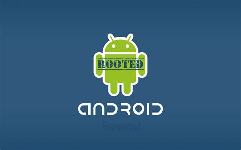 root android easily root your android device with one click using framaroot