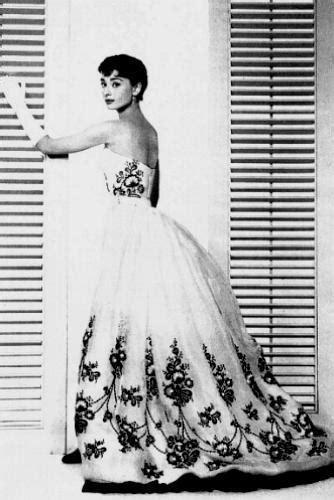 Sabrina Basic Dress second assignment hepburn style mariamova10