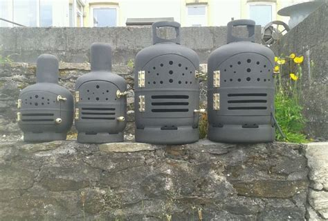 chiminea gas bottle 1000 images about barbacoas on log burner