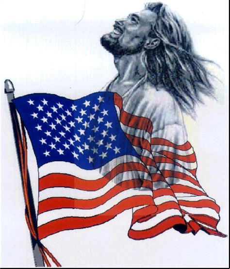 jesus and merica the church in the mirror