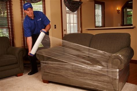 how to wrap a couch for storage clearguard fry wagner moving storage