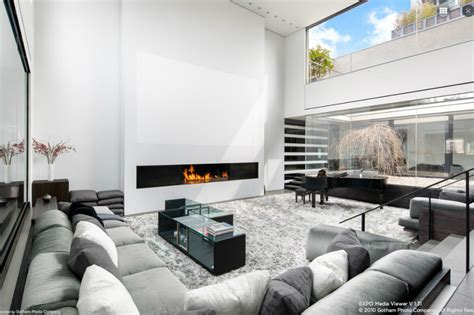 19 75 Million Contemporary Duplex Penthouse In New York New York Apartment 3 Bedroom Duplex Penthouse Apartment