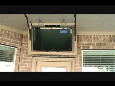 Retractable Ceiling Tv Mount by Retractable Tv Mount