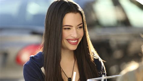actress who plays chloe in friends pretty little liars chloe bridges first look photos as