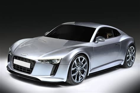 Audi R4 by Audi R4 Production Version Rendered News Gallery Top Speed