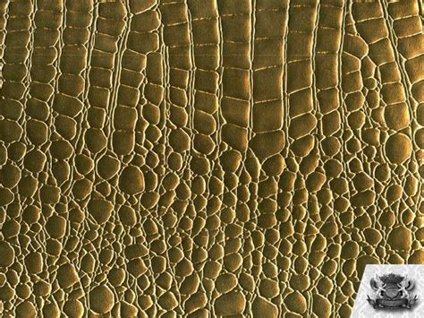 crocodile upholstery fabric crocodile vinyl gold fabric faux leather upholstery