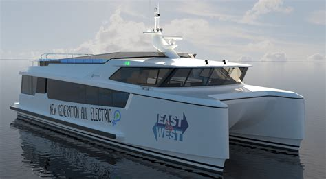 boat service wellington wellington electric ferry could be ready late 2019 ev talk