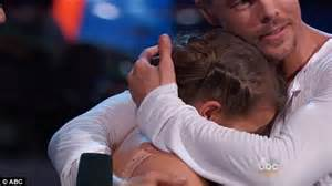 comforting hug bindi irwin pays tribute to father steve on dancing with