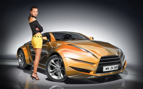 wallpaper girl and car car and girl wallpaper nice background