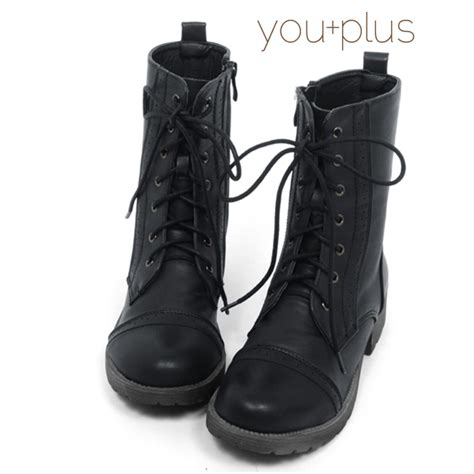black lace up boots for coltford boots