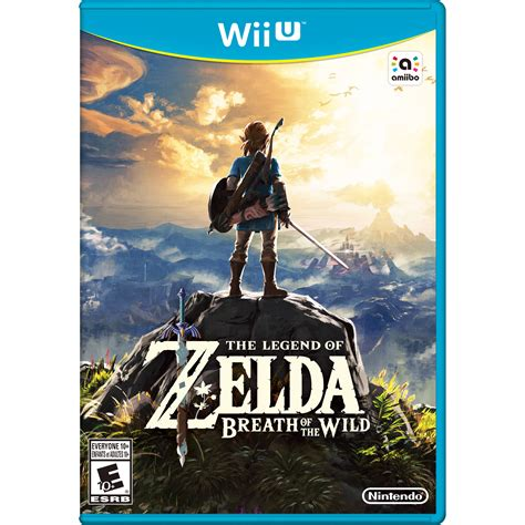 Legend Of Nintendo nintendo the legend of breath of the wuppalze b h