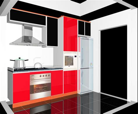 cabinet designs for small kitchens small kitchen design for small condominium in kuala lumpur