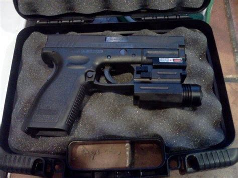 springfield xdm laser light ultimate arms gear new gen tactical compact qd led