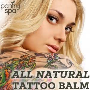 tattoo aftercare recipe homemade tattoo aftercare lotion balm recipes for fast