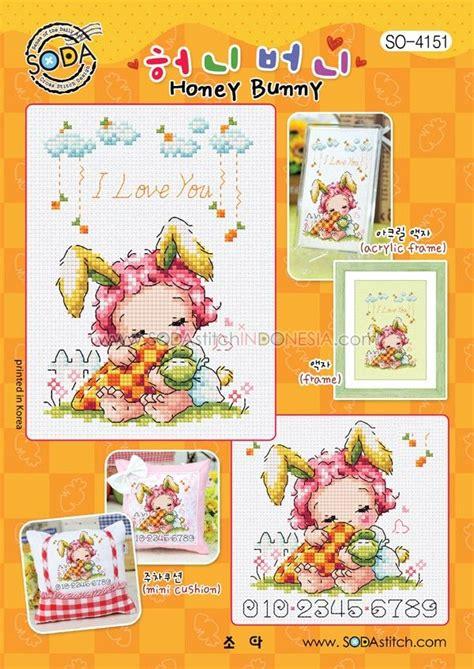 Paket Novita by Paket Honey Bunny Soda Stitch Indonesia Novita