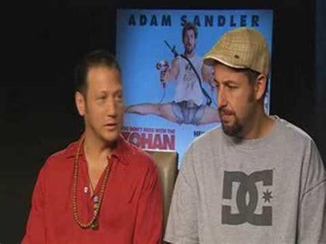 adam sandler rob schneider adam sandler and rob schneider