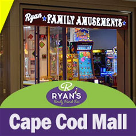 hyannis cape cod mall room locations s amusements