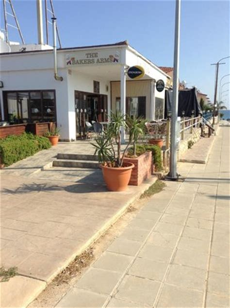 The Patio South Ta by The Patio Picture Of The Bakers Arms Paralimni