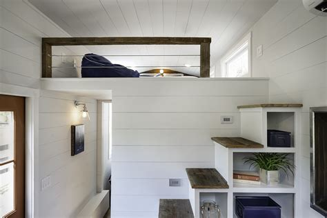 House Plans With Lofts by 5 Tiny House Designs Perfect For Couples Curbed
