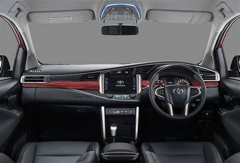 All New Innova Paket Panel Wood Door Trim Dan Power Window 2017 toyota innova crysta touring sport launched in india at rs 17 79 lakh overdrive
