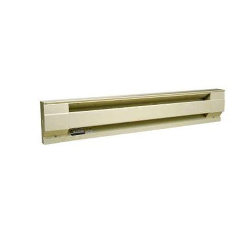 electric baseboard heaters 120 volt cadet 72 in 1 500 watt 120 volt electric baseboard heater