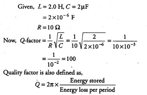 what is meant by q factor of inductor calculate the quality factor q of the inductor at this resonant frequency 28 images radio