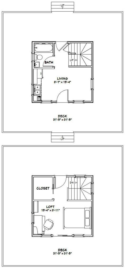 16x16 tiny houses pdf floor plans 466 sq ft 463 sq 1000 images about bedroom addition on pinterest house